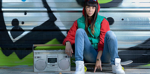 Nikki Stylus – Boombox Therapy